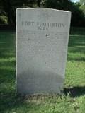Image for Fort Pemberton Park Memorial - Greenwood, MS