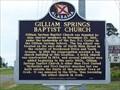 Image for Gilliam Springs Baptist Church - Arab, AL