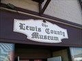 Image for The Lewis County Museum