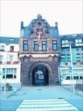 """Image for Bericht """"Stadtwappen am Rheintor wird durch Replik ersetzt"""" - Andernach, RP, Germany"""