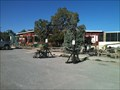 Image for Harley & Davidson Parking Only Sculpture - Peach Springs, AZ