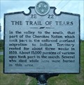 Image for The Trail of Tears,  2E 22, Woodbury,TN