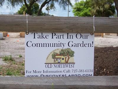 Old Northwest Community Garden - Largo, FL - Community
