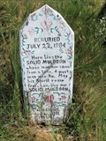 Image for Roadside Grave of Solid Muldoon - Beulah, CO