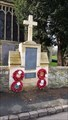 Image for Combined WWI / WWII memorial - St Mary-in-the-Elms - Woodhouse, Leicestershire