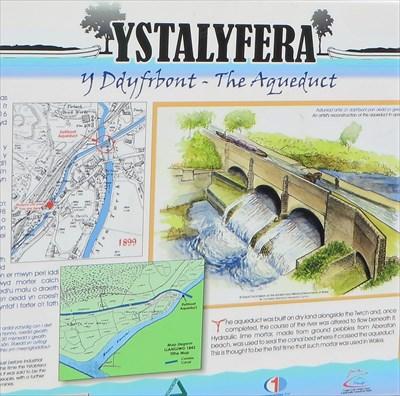 Afon Twrch Aqueduct - Remnant - Ystalyfera