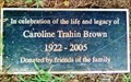 Image for Caroline Trahin Brown - John Brown University - Siloam Springs AR