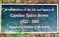 Image for Caroline Trahin Brown - John Brown University - Siloam Springs AR