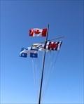 Image for Pôle de Drapeau Nautique // Nautical Flag Pole - Sept-Îles, Québec