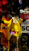 Image for Pikachu at Spencer's in the Kingsport Town Center, Kingsport, TN.