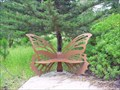 Image for Butterfly Bench, Monarch Sanctuary, Pacific Grove, CA