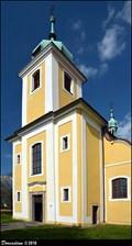Image for Kostel Povýšení svatého Kríže / Elevation of the Holy Cross Church - Vinor (Prague)