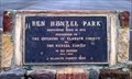 Image for Ben Henzel Park Memorial - Klamath County, OR