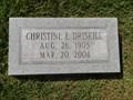Image for 100 - Christine Driskill - Monett, MO USA