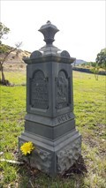 Image for James and Susan F. Owen - IOOF Cemetery -Lakeview, OR