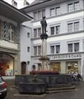 Image for Gerechtigkeitsbrunnen - Burgdorf, BE, Switzerland