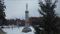 Image for Confederate Soldier Monument ~ Bristol, Virginia