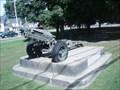 Image for Veterans Park Cannon - Morrisville, VT