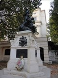 Image for Royal Marines Memorial - London, UK
