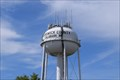 Image for Brunswick County Water System Water Tower - Calabash, NC, USA