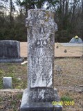 Image for G B McElvain - Shiloh Baptist Chuch Cemetery - Hartford, AL