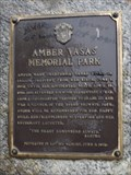 Image for MHM Amber Vasas Memorial Park - Winnipeg MB