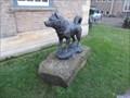Image for Antarctic Sledge Dog Memorial - Polar Research Institute, Lensfield Road, Cambridge, UK