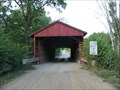 Image for Waterford Covered Bridge, Waterford Township, Pennsylvania