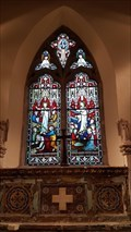 Image for Stained Glass Windows - St James the Great - Norton juxta Kempsey, Worcestershire