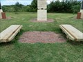 Image for Jane Long Memorial Stone Benches - Bolivar, TX