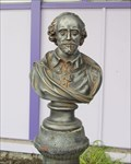 Image for Shakespeare's Flowers (statue & garden), Montesano, WA