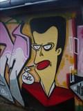 Image for Graffiti na zdi - Jihlava, Czech Republic