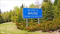 """Image for MAINE - """"The Way Life Should Be"""""""