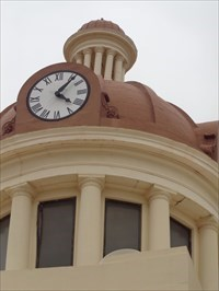 Beckham County Courthouse - Route 66