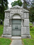 Image for Hier Mausoleum - Mount Mora Cemetery - St. Joseph, Mo.