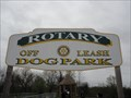 Image for Rotary Off Leash Dog Park (Brockville, Ontario)