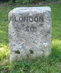 Image for Milestone - Ermine Street, Caxton, Cambridgeshire, UK.