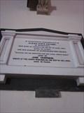 Image for A.L. Gwynne & J. Crawshay - First Trinity Church, Heol Y Bont, Aberaeron, Ceredigion, Wales, UK