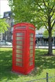 Image for Red Telephone Box - Epernay, France