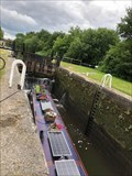 Image for Lock 81 On The Leeds Liverpool Canal - Ince-In-Makerfield, UK