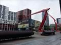 Image for IMAX movietheater - Rotterdam, Schouwburgplein