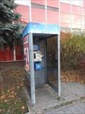 Image for Telefonni automat (Nadrazni) - Kromeriz, Czech Republic