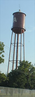 Image for Brown VA Water Tower -- Waco TX