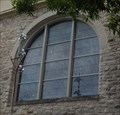 Image for Rear Stained Glass Window-Trinity Episcopal Church - Towson MD