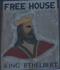 Image for King Ethelbert - Reculver, Kent, UK