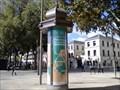 Image for colonne Morris Place de la Breche - Niort - Poitou Charentes -France
