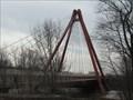 Image for Second Street Suspension Bridge - Columbus, IN