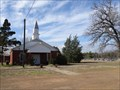 Image for New Richland Baptist Church and Richland Cemetery - Brinker, TX