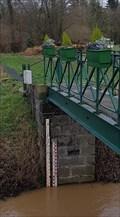 Image for Niveau d'eau de la Biesmelle - Biesme-sous-Thuin - Belgique