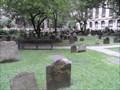Image for Trinity Church Graveyard  -  NYC, NY